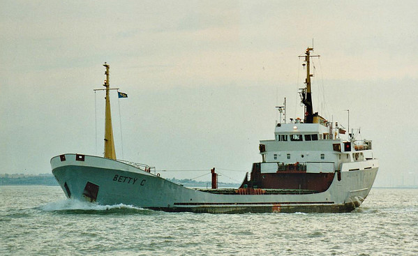 CARISBROOKE SHIPPING CO., Cowes