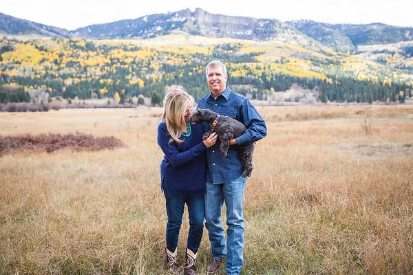 The Barnett Family | October 2018