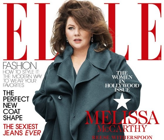 """. <p>10. (tie) ELLE & MELISSA McCARTHY <p>Glam magazine cover-up turns out XXL-ent. (unranked) <p><b><a href=\'http://www.cnn.com/2013/10/17/showbiz/melissa-mccarthy-elle-cover-controversy/\' target=\""""_blank\""""> HUH?</a></b> <p>  (Elle magazine photo)"""