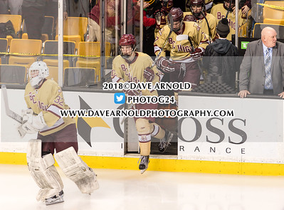 3/18/2018 - Boys Varsity Hockey - Pope Francis vs BC High