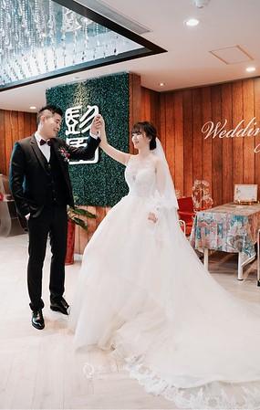 板橋彭園 | 婚禮紀錄  Oliver & Yang |  婚攝