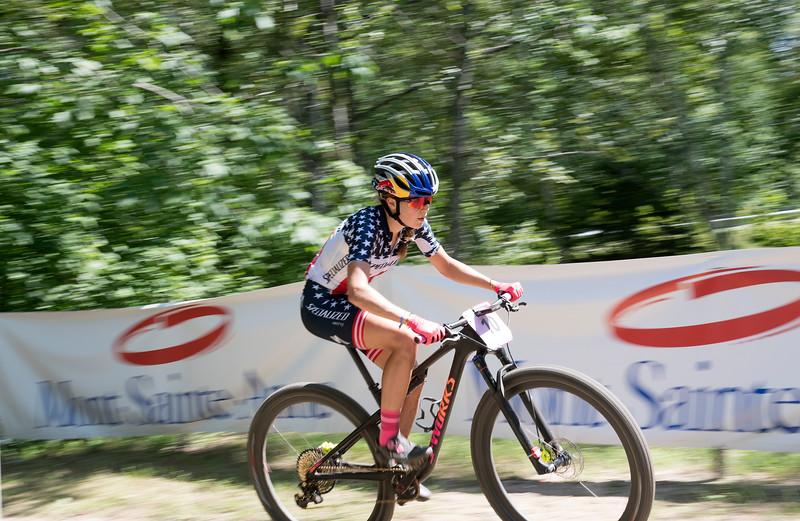 Kate Courtney (USA) Specialized Racing