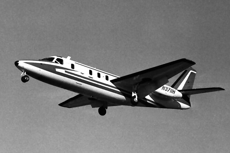 Aero Commander 1121 Jet Commander [1967] N3711H