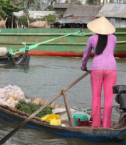 Mekong Delta & Ho Chi Minh City, Vietnam
