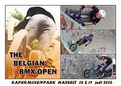 The Belgian BMX Open 2016 @ Kapermolenpark Hasselt   16 & 17 juli 2016 (part 2)