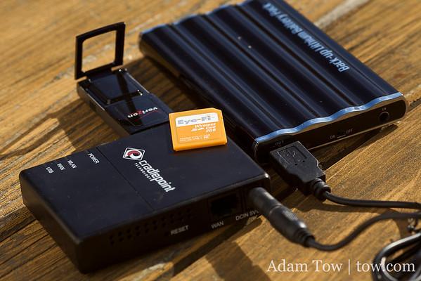 Wireless Portable Internet