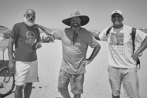 United LA Beach Day