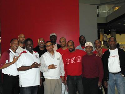 ASA Hawks Basketball Outing 2010
