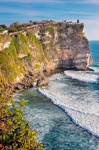"""""""Uluwatu Temple"""" Bali, Indonesia."""