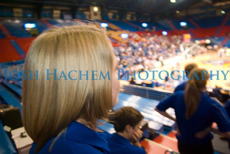 March 23, 2009 KU v Creighton WBB WNIT 002