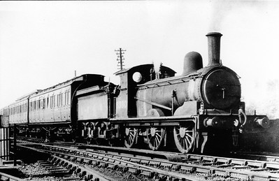 T.W.Worsdell Tender engines