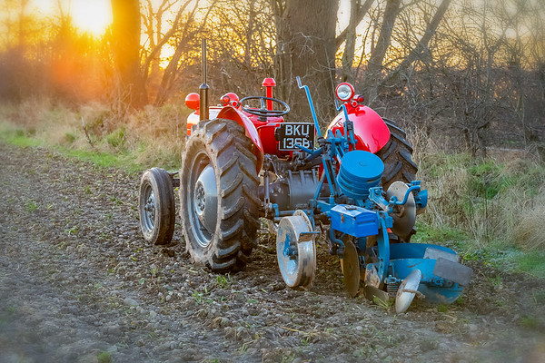 Don Woodhouse Memorial Ploughing Match 19.01.2020