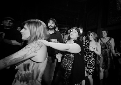05/26/2012 - White Ghost Shivers at the Beauty Ballroom