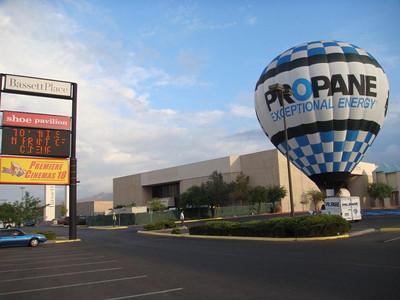 2009 KLAQ Balloonfest El Paso