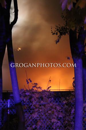 Atlantic Ave Building Fire 11/13/14