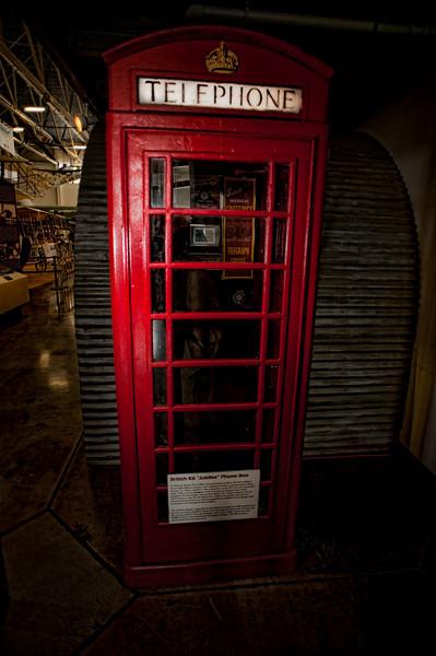 British Tele Booth