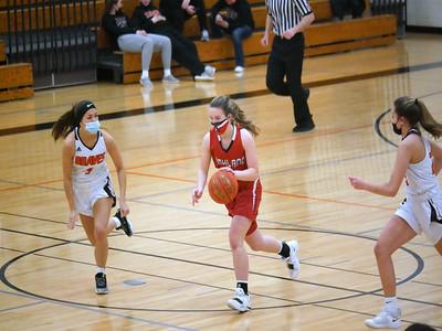 Highland @ Belmont Girls Basketball 2-6-21