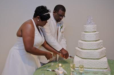 Santrina & Robert Wedding - Reception