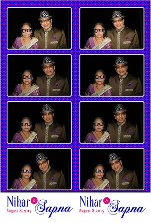 Nihar & Sapna 8/8/2015