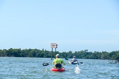1230PM Heart of Rookery Bay Kayak Tour - Moore & Keener