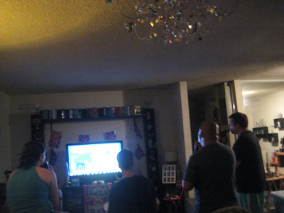 The Beatles Rockband Party