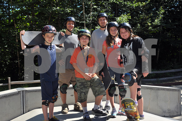 July 3rd & 4th - GROUP CAMP PHOTOS