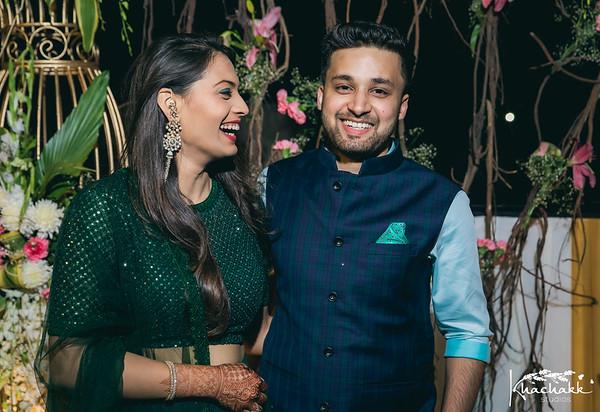 Nimisha & Siddharth