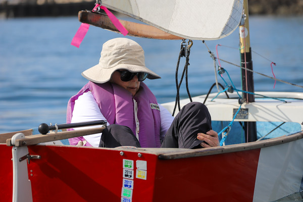 Balboa Yacht Club Super Sabot Saturday