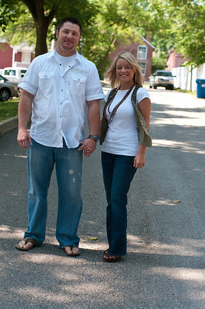 Jennifer and Scott Engagement