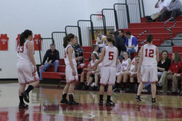 Maysville at Sheridan JV Girls