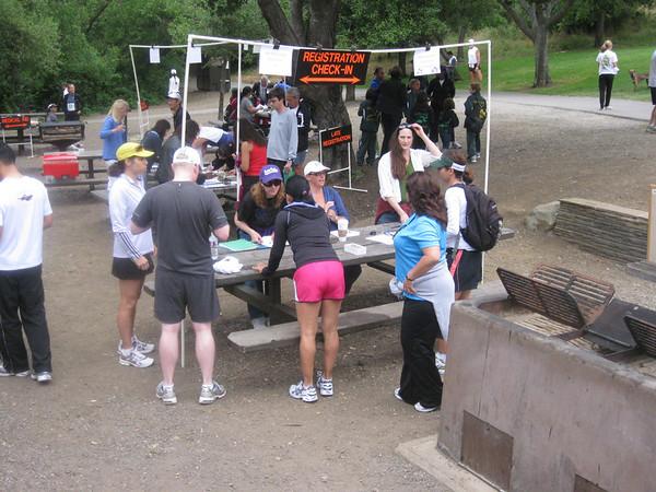 2010 Lake Chabot Trail Challenge - reg and awards