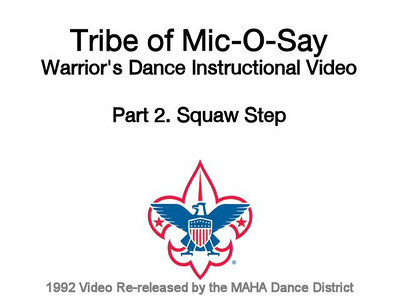 Warrior's Dance Instructional Video