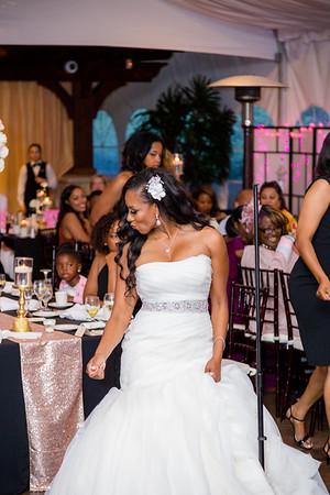 The Johnson Wedding