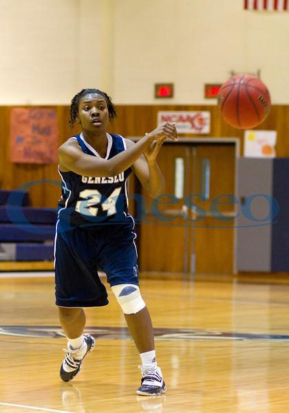 Women's Basketball 01/22/11