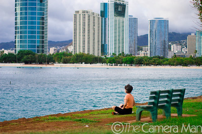 Ala Moana Beach Park, Oahu, Hawaii - MORE SCENERY