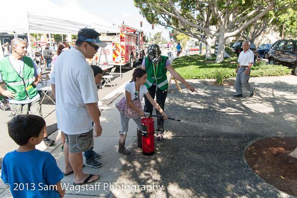 Mira Mesa Street Fair 2013