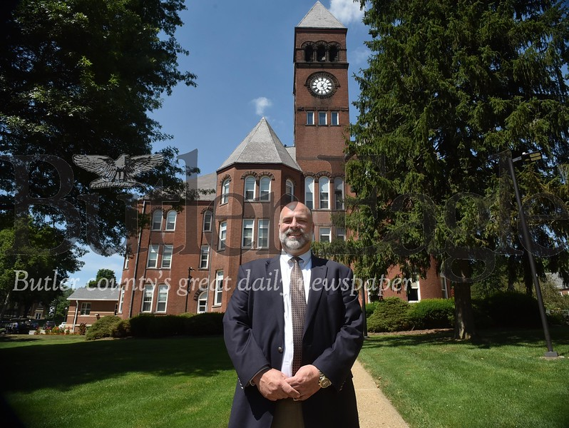 88294 new Slippery rock President Dr William Behre