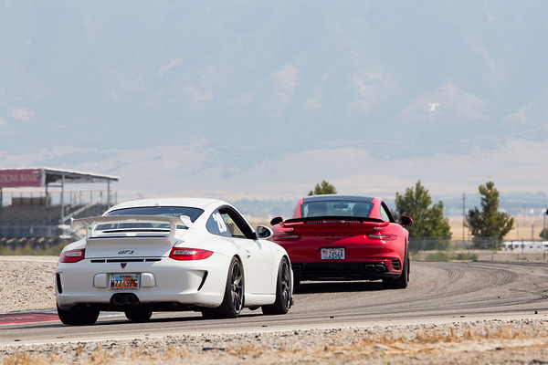 Intermountain Region Porsche Club of America