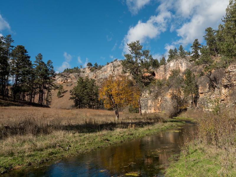 Centennial Trail WInd Cave National Park