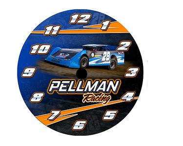 Joe Pellman Items