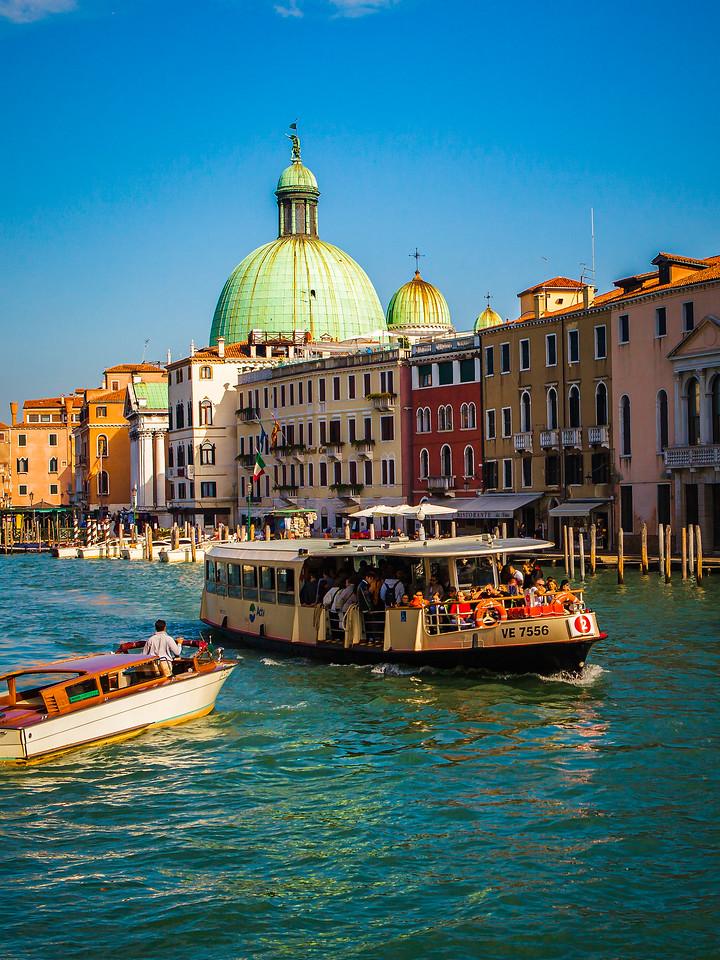 意大利威尼斯,城市万花筒