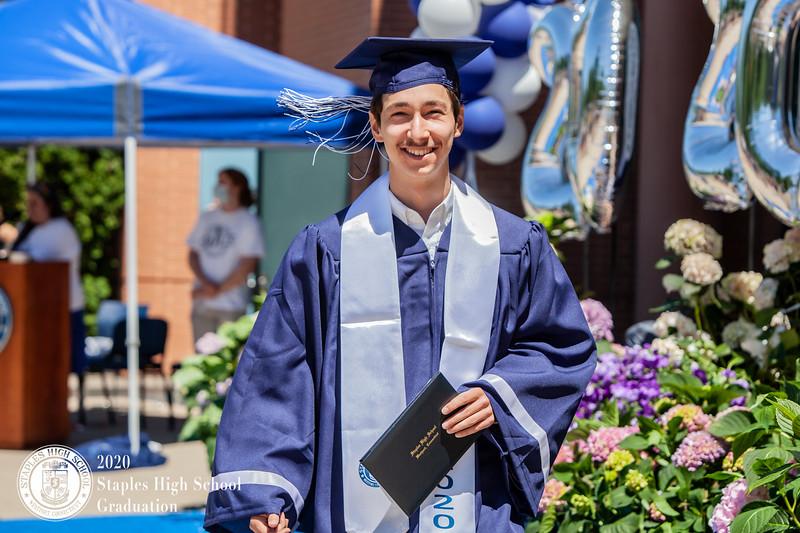 Dylan Goodman Photography - Staples High School Graduation 2020-254.jpg