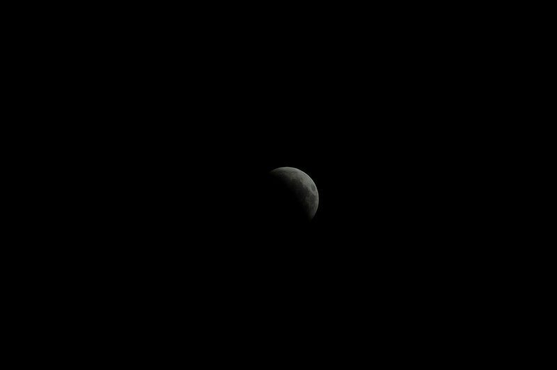 December 2010 Lunar Eclipse - 4