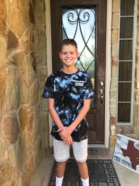Mason | 8th | Stiles Middle School