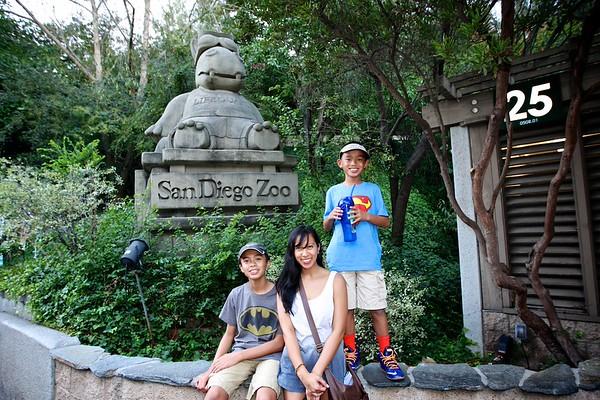 San Diego Zoo - 2014