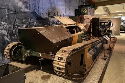 Swedish Tank Museum