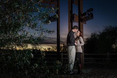 Andrew + Julia Engagement