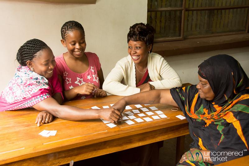 English Class at Give a Heart to Africa - Moshi, Tanzania
