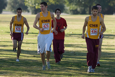 Cross country, college