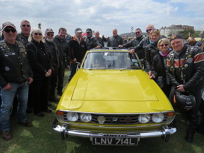 Eastbourne Motor Show 05MAY
